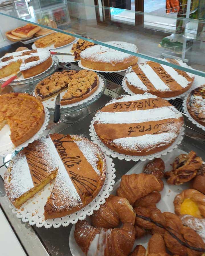 Gelatomania torte